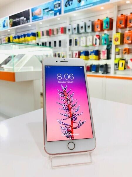Apple Iphone 7 Plus 256gb Rose Gold In A Good Condition