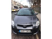 TOYOTA AURIS D4d with Full Service History