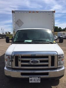 2014 Ford E350 (16ft cube Van)