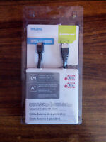 Iogear SATA 1.5Gbps to eSATA 3Gbps cable 6ft. (2m)