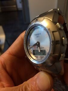 Tissot touch stainless steel version West Island Greater Montréal image 4