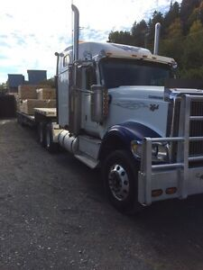 Tractor trailer for sale