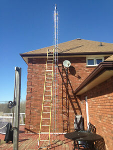 ANTENNA REMOVAL, INSTALLATIONS,&REPAIRS 35 years experience Kawartha Lakes Peterborough Area image 4
