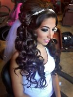 Any party hair and makeup special