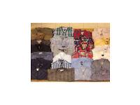 Wholesale Job Lot starter Ebayers Car boot resale Stock Vintage & Like new All brands Men's Shirt