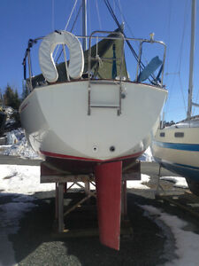 C & C 26 Foot Sailboat