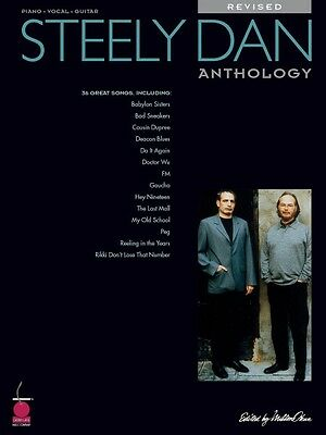 Steely Dan Anthology Sheet Music Piano Vocal Guitar Songbook NEW 002500166