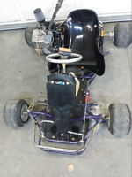 Racing Go-Kart, Trade me something.