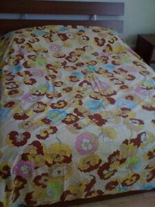 Enveloppe couette coton maison Missoni Home grandeur Queen