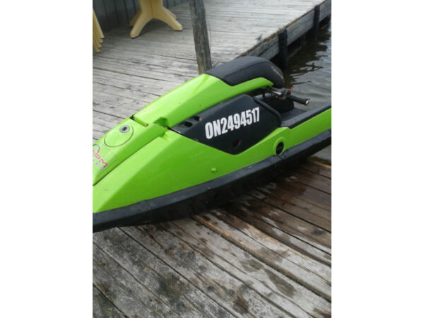 Used 1990 Other kawasaki