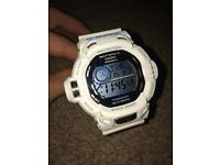 Used Casio G‑shock Gshock Riseman Gw‑9200pj Ice White - LIMITED EDITION ( offer me!!!)