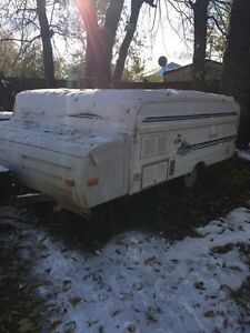 2001 trailer tent PRICE Reduced