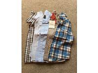 Five boys age 3-4 shirts