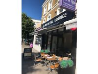 turkish restaurant & shisha lounge for sale