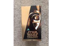 Star Wars trilogy videos