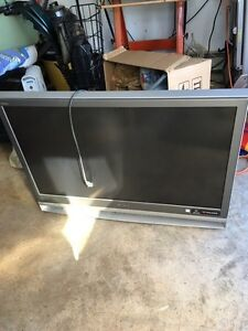 TV & STAND-10-12 yrs old