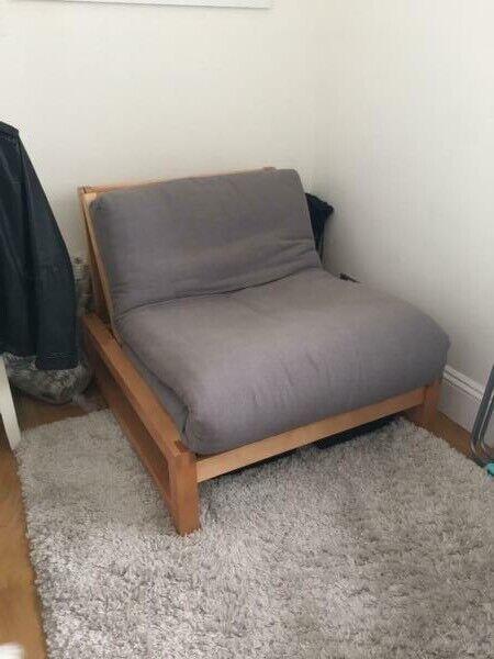 Single Futon Sofa Bed In Brighton