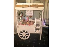 Candy cart business for sale