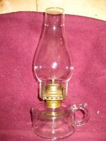 very collectible oil lamp