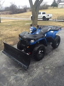 Selling a MINT 2014 Polaris 400 HO with 351 miles