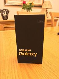 (BRAND NEW) Samsung galaxy s7 edge