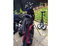 Golf collection 5 bags