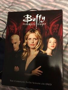 Complete Series of Buffy the Vampire Slayer Kawartha Lakes Peterborough Area image 7