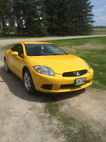 2009 Mitsubishi Eclipse Coupe (2 door) Great Condition