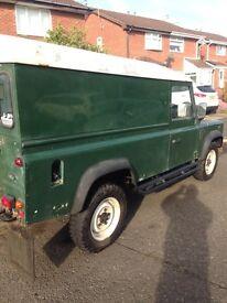 Land Rover defender parts