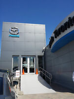 Mazda of Toronto looking for experienced auto detailer.. $16++