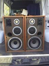 Vintage Celestion Ditton 551 Speakers, made in England Allawah Kogarah Area Preview