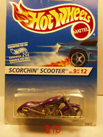 Hot Wheels Extras, Scorchin' Scooters & more