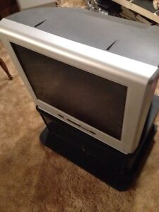Philips Television with stand!- needs to go still available