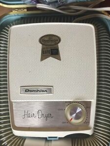 Vintage Dominion Hair Dryer
