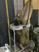 Delta Dust Collector $325