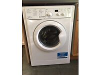 Indesit Advance IWDD7123 7kg / 5kg Wash Dryer with 1200 rpm - White (6 months old) with guarantee