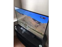 "Samsung 40""led tv mint condition"