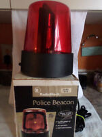 Radio Shack Police Beacon