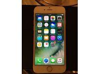 Iphone 6 Rose Gold 64Gb Slight Damage