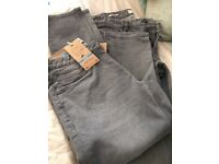 Men's slim fit next jeans