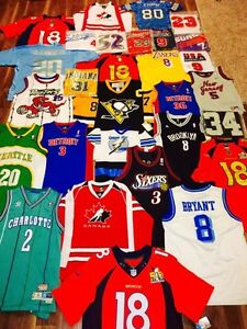 Jersey Collection for sale (new/stitched) London Ontario image 1