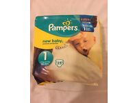 Pampers New Baby Size 1