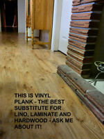 WHY PAY RETAIL FOR CARPET, VINYL PLANK, LINO INSTALLATION?