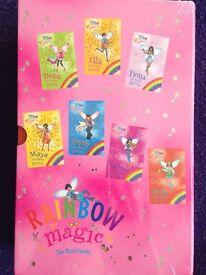 Rainbow Magic Music Fairies - 7 books - brand new