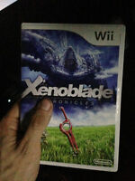 SELLING XENOBLADE CHRONICLES FOR NINTENDO WII $80