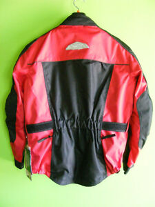 Tourmaster Sport Touring Jackets - RED - NEW at RE-GEAR Kingston Kingston Area image 3