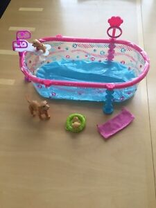 Barbie Doll Swimming Pool $10 OBO