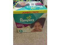Pampers Active Fit Size 6