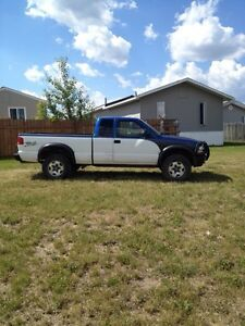 2003 Chevy S10 ZR2