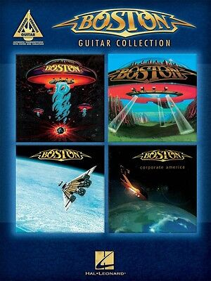Boston Guitar Collection Sheet Music Guitar Tablature Book NEW 000690829
